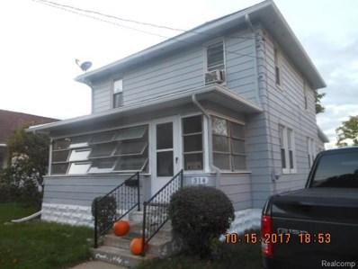 314 Jefferson Street, Jackson, MI 49202 - MLS#: 217093288