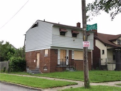 5606 Pacific Street, Detroit, MI 48204 - MLS#: 217093352