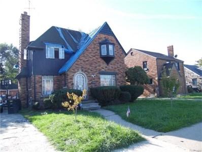 8252 E Outer Drive, Detroit, MI 48213 - MLS#: 217093468