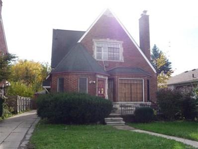 13012 Chandler Park, Detroit, MI 48213 - MLS#: 217093800