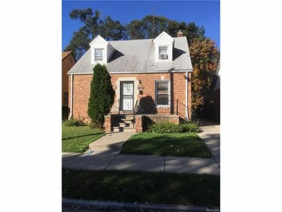16551 Sorrento Street, Detroit, MI 48235 - MLS#: 217093935