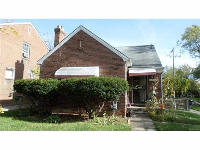 15400 Rutherford Street, Detroit, MI 48227 - MLS#: 217094441