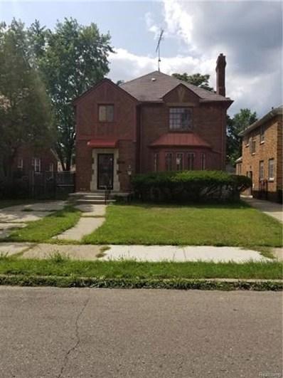 17515 Greenlawn Street, Detroit, MI 48221 - MLS#: 217094461