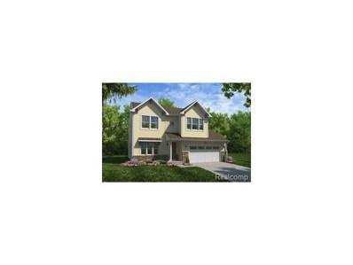 3684 Amber Oaks Drive, Howell Twp, MI 48855 - MLS#: 217094879
