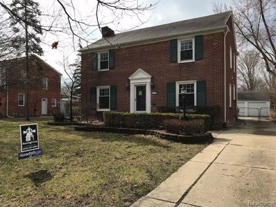999 Roslyn Road, Grosse Pointe Woods, MI 48236 - MLS#: 217095396