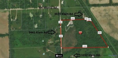 Klam Road, Oregon Twp, MI 48421 - MLS#: 217095408