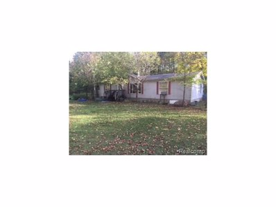 3680 Cohoctah Road E, Deerfield Twp, MI 48855 - MLS#: 217095632