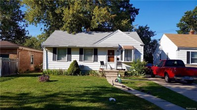 1952 Moran Avenue, Lincoln Park, MI 48146 - MLS#: 217096110