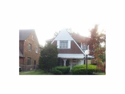 17417 Woodingham Drive, Detroit, MI 48221 - MLS#: 217096630