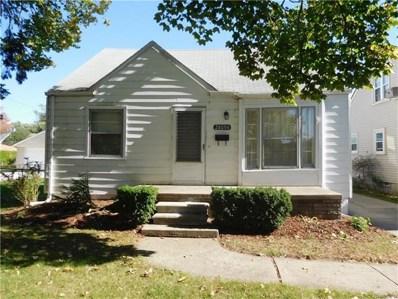 28096 Hughes, St. Clair Shores, MI 48081 - MLS#: 217096908