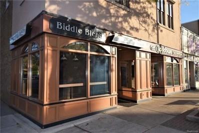 3203 Biddle Avenue, Wyandotte, MI 48192 - MLS#: 217097022