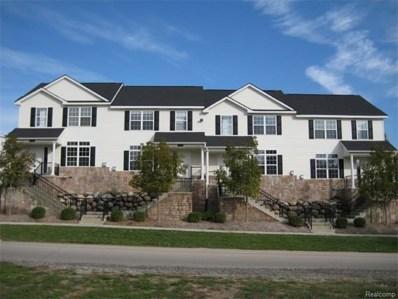 934 Creekwood Lane UNIT 934, Milford Vlg, MI 48381 - MLS#: 217097089