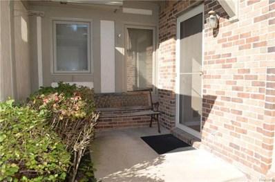 42046 Saratoga Circle UNIT 49, Canton Twp, MI 48187 - MLS#: 217097914