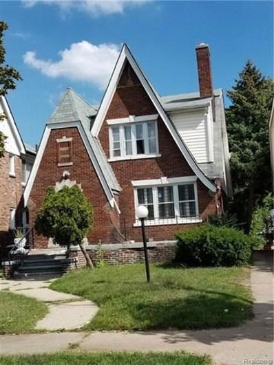 17186 Roselawn Street, Detroit, MI 48221 - MLS#: 217098142
