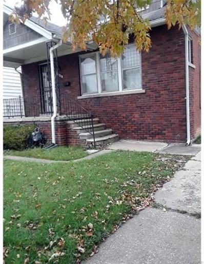 6813 Faust Avenue, Detroit, MI 48228 - MLS#: 217098512