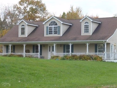470 High Ridge, Addison Twp, MI 48367 - MLS#: 217098866