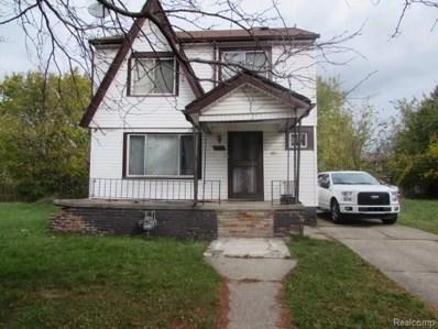 5792 Coplin Street, Detroit, MI 48213 - MLS#: 217099192