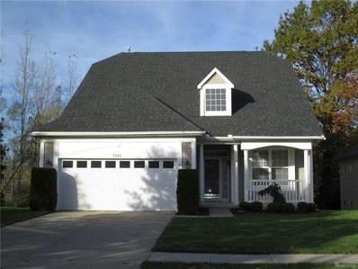 4016 Hillsdale Drive, Auburn Hills, MI 48326 - MLS#: 217099476