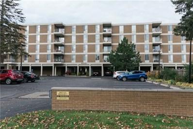 600 Brown Street UNIT 207, Birmingham, MI 48009 - MLS#: 217099655