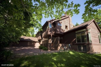 835 Watershed Drive, Ann Arbor, MI 48105 - MLS#: 217099672