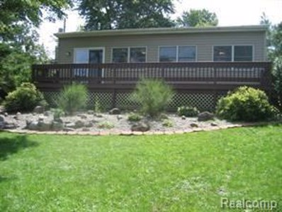 2127 Cat Lake Hills Road, Dayton Twp, MI 48744 - MLS#: 217101980