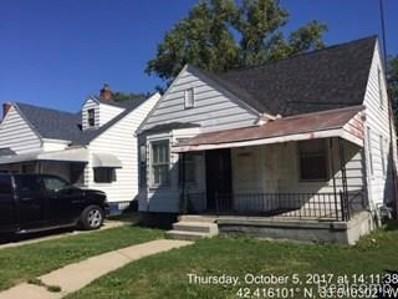 13446 Dwyer Street, Detroit, MI 48212 - MLS#: 217102257
