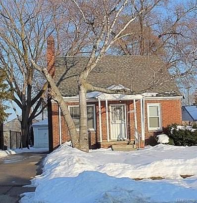 18910 Winthrop Street, Detroit, MI 48235 - MLS#: 217102577