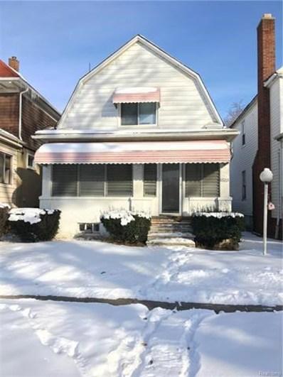 4046 Baldwin Street, Detroit, MI 48214 - MLS#: 217104714