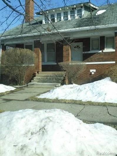 3860 Saint Clair Street, Detroit, MI 48214 - MLS#: 217104945