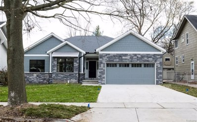 4241 Hampton Boulevard, Royal Oak, MI 48073 - MLS#: 217105280