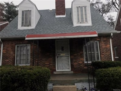 18920 Indiana Street, Detroit, MI 48221 - MLS#: 217105344