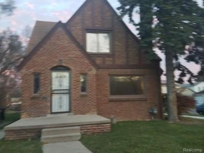 9100 Hartwell Street, Detroit, MI 48228 - MLS#: 217105634