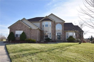 4377 Carriage Hill Court, Oakland Twp, MI 48306 - MLS#: 217106378