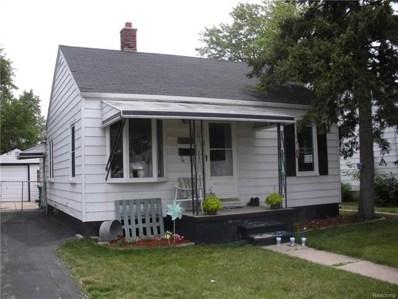 3647 20TH Street, Wyandotte, MI 48192 - MLS#: 217106446