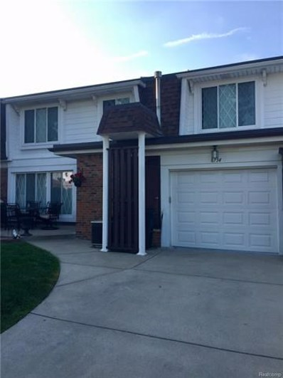 8734 Community Boulevard, Warren, MI 48093 - MLS#: 217106633