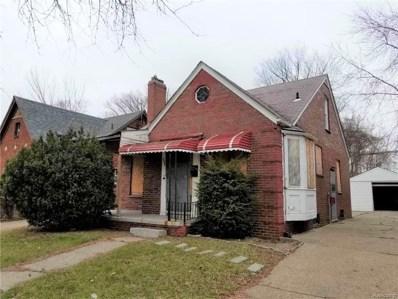 5566 Lakeview Street, Detroit, MI 48213 - MLS#: 217107123