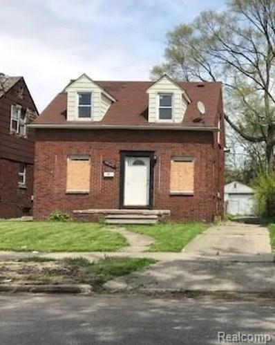 19162 Conley Street, Detroit, MI 48234 - MLS#: 217107149