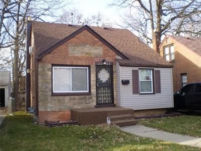 19197 Pierson Street, Detroit, MI 48219 - MLS#: 217107768