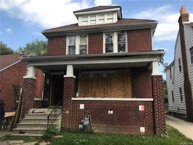 12733 Rosemary Street, Detroit, MI 48213 - MLS#: 217107966