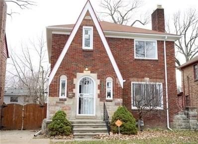 5527 Bishop, Detroit, MI 48224 - MLS#: 217108430