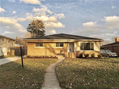 24728 Pierce Street, Southfield, MI 48075 - MLS#: 217108932