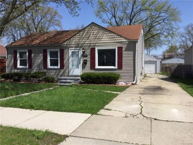 23707 Beverly Street, St. Clair Shores, MI 48082 - MLS#: 217109021