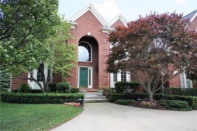 3891 White Tail Drive, Oakland Twp, MI 48306 - MLS#: 217109602