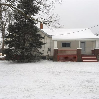 1891 Winslow Road, Attica Twp, MI 48412 - MLS#: 217109875