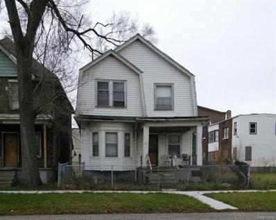 556 E Bethune Street, Detroit, MI 48202 - MLS#: 217110048