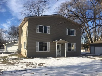 1056 Round Lake Road, White Lake Twp, MI 48386 - MLS#: 217110901