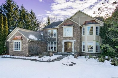1935 Independence Drive, Rochester Hills, MI 48306 - MLS#: 217111087