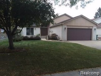 39541 Bella Vista Drive, Sterling Heights, MI 48313 - MLS#: 217111169