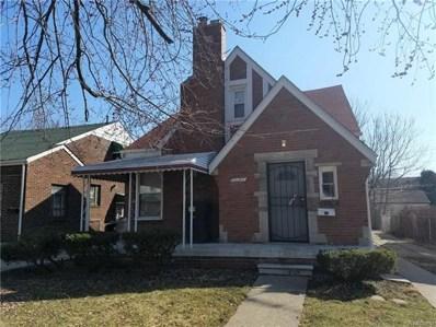 10150 Roxbury Street, Detroit, MI 48224 - MLS#: 217111245