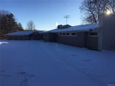 5715 Ellis Road, Ypsilanti Twp, MI 48197 - MLS#: 217111717